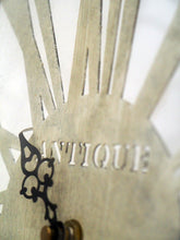 Load image into Gallery viewer, Antique Paris Clock now $50 was