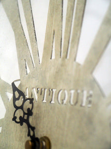 Antique Paris Clock now $50 was
