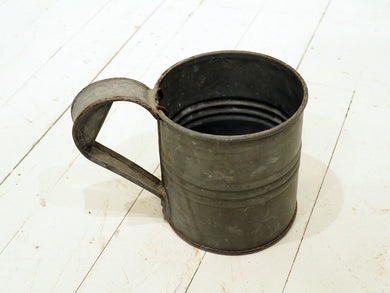 Metal Tin with Handle
