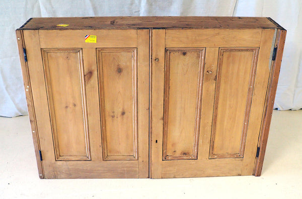 60 Pigeon holes wall hanging Pine cupboard