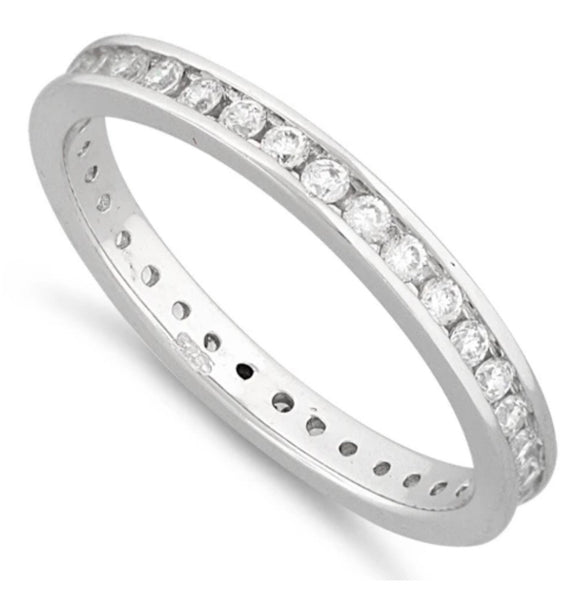 Beautiful Eternity Ring