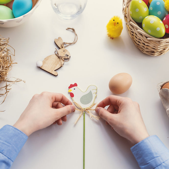 How to Throw a Virtual Easter Party