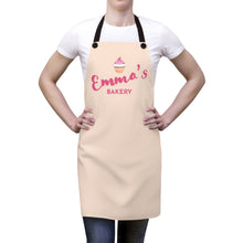 Load image into Gallery viewer, Cupcake Baker Personalized Apron-Accessories-Cheery Toppers