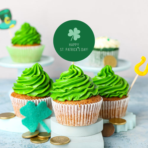 St. Patrick's Day Lucky Clover