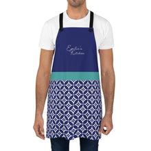 Load image into Gallery viewer, Greek Tile Personalized Apron-Accessories-Cheery Toppers