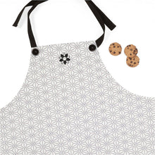 Load image into Gallery viewer, Flower Dots Apron
