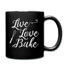 Load image into Gallery viewer, Live Love Bake Full Color Mug-Full Color Mug | BestSub B11Q-Cheery Toppers