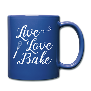 Live Love Bake Full Color Mug-Full Color Mug | BestSub B11Q-Cheery Toppers
