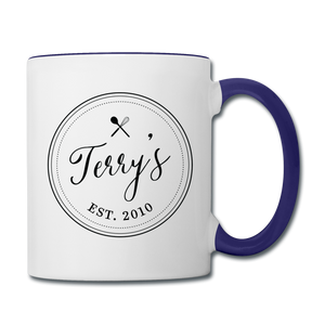 Personalized Badge Logo Contrast Coffee Mug-Contrast Coffee Mug | BestSub B11TAA-Cheery Toppers