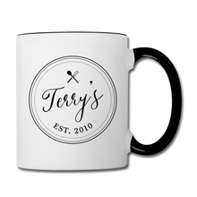 Load image into Gallery viewer, Personalized Badge Logo Contrast Coffee Mug-Contrast Coffee Mug | BestSub B11TAA-Cheery Toppers