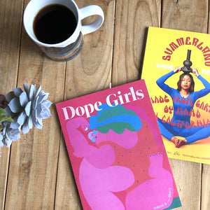 "Dope Girls Magazine Volume 6 ""Blurry"""