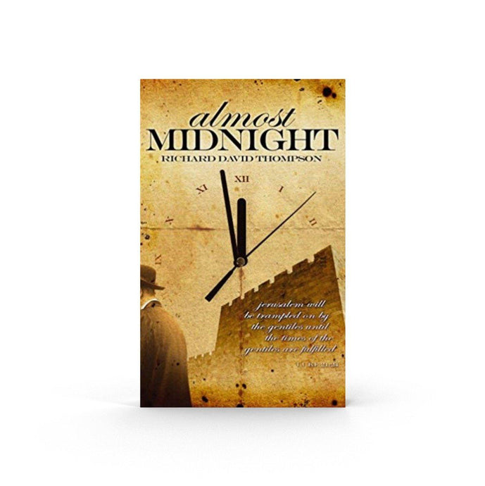 Almost Midnight (Book) Book The Joseph Storehouse Trust