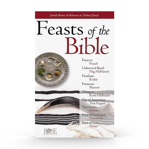 Feasts of the Bible (Booklet) Book The Joseph Storehouse Trust