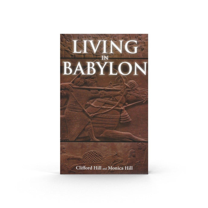 Living in Babylon (Book) Book The Joseph Storehouse Trust