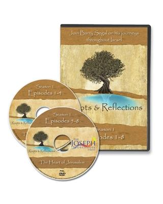 Roots & Reflections (DVD Set 1) - Episodes 1-8 DVD The Joseph Storehouse Trust