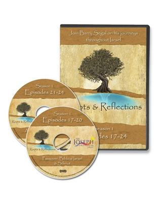 Roots & Reflections (DVD Set 3) - Episodes 17-24 DVD The Joseph Storehouse Trust
