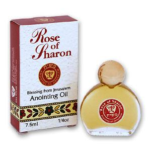 Rose of Sharon Anointing Oil (7.5ml) Oil The Joseph Storehouse Trust