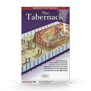 The Tabernacle (Pamphlet) Book The Joseph Storehouse Trust
