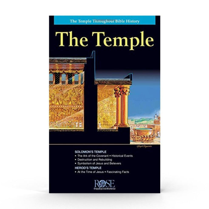 The Temple (Pamphlet) Book The Joseph Storehouse Trust