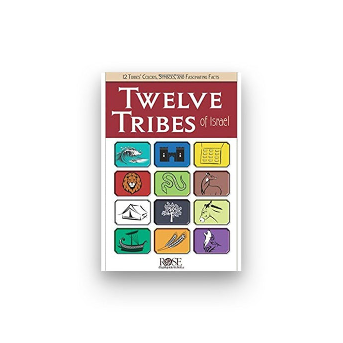 Twelve Tribes of Israel (Booklet) Book The Joseph Storehouse Trust