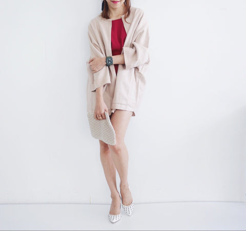Gia Oversized Outer