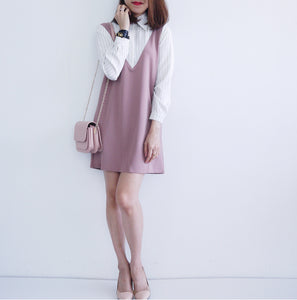 Mariam Collar Dress