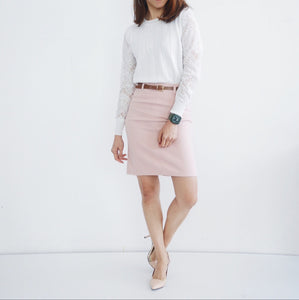 Cressida Skirt with belt