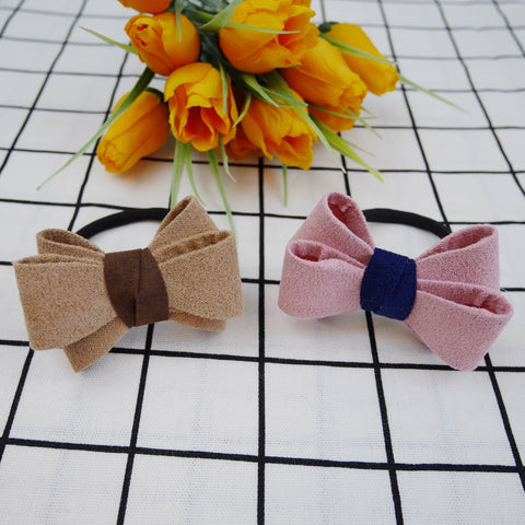 Ribbon K-style hair band