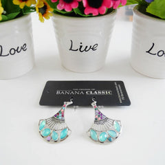 The Countural Style Earrings