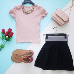 Basic Knitted Top
