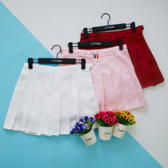 Amebe Pleated skirt