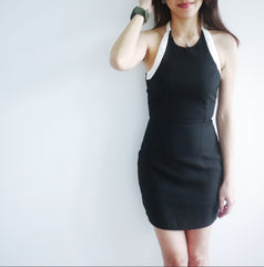 Elizabeth Bow Body-con Dress