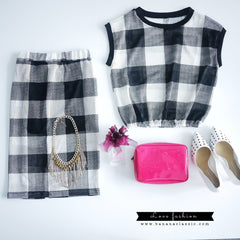 Elegant Checked (Set)