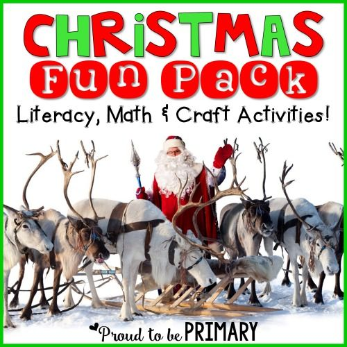 Christmas Activities - Proud to be Primary