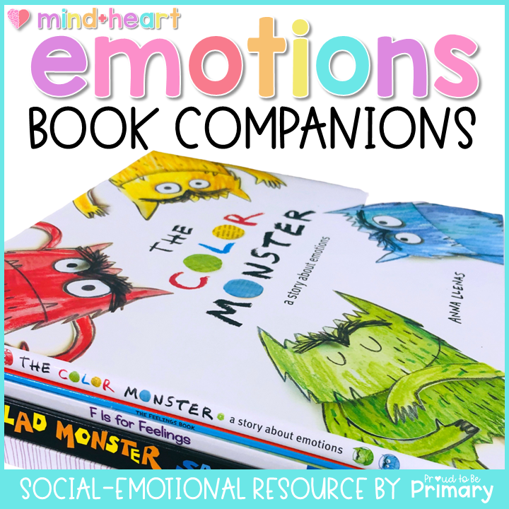 Emotional Awareness Book Companions