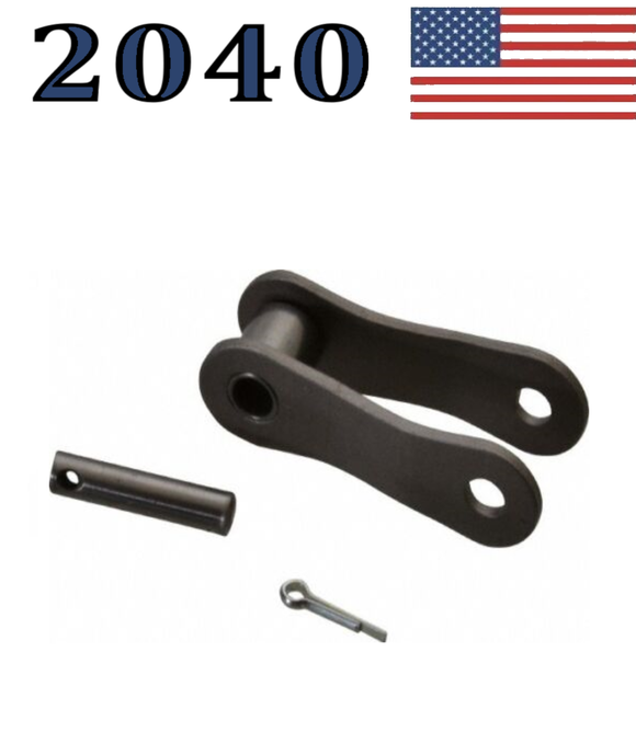 A2040 Offset Link (10 pack) for #A2040 Conveyor roller chain 1