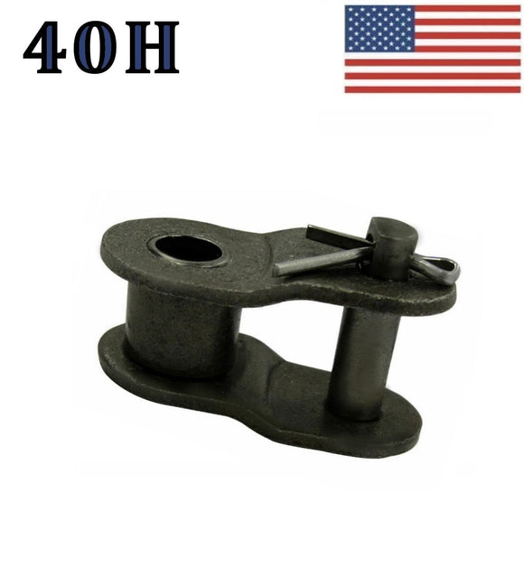 #40H Offset Links (4 pack) for #40H roller chain 1/2