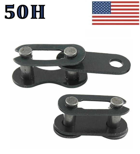 #50H Connecting Link (10 pack) for #50 Heavy roller chain 5/8