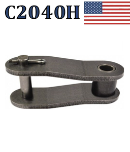 "C2040H OFFSET LINK (10 PACK) FOR #C2040H CONVEYOR ROLLER CHAIN 1"" PITCH MASTER"
