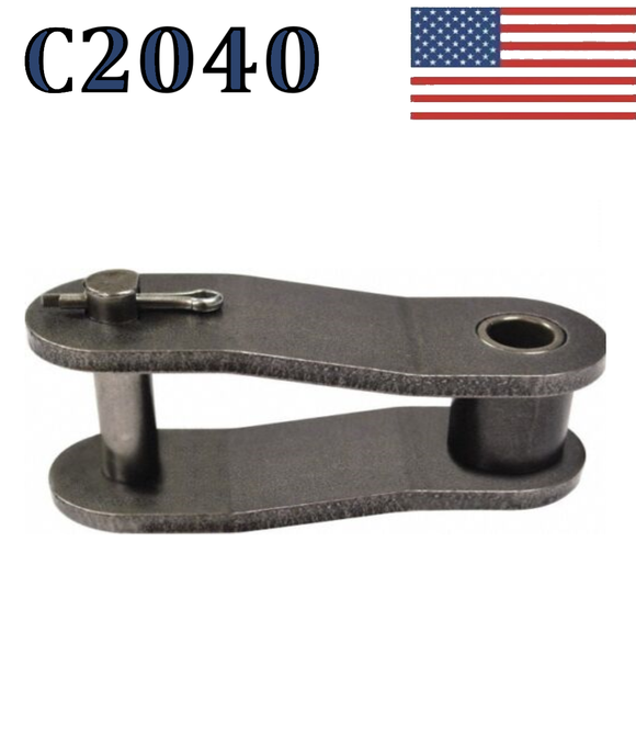 C2040 Offset Link (10 pack) for #C2040 Conveyor roller chain 1