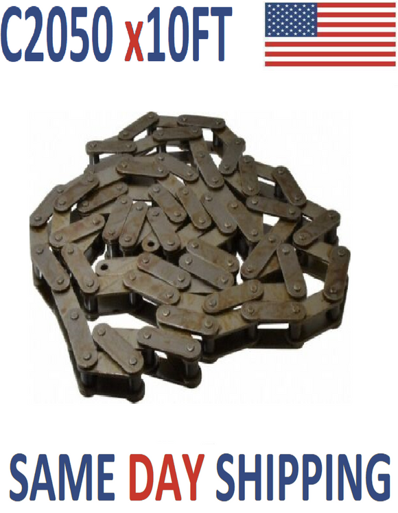 #C2050 Conveyor Roller Chain 10FT