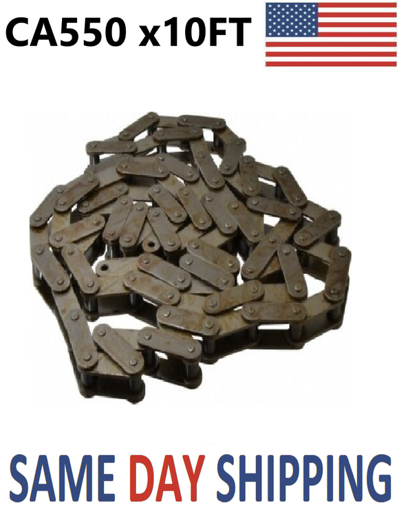 #CA550 Agricultural Roller Chain 10 FEET