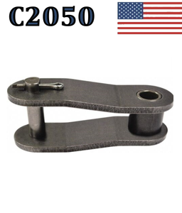 "C2050 Offset Link (10 pack) #C2050 Conveyor roller chain 1 1/4"" Pitch Master"