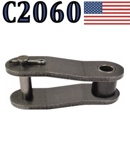 "C2060 Offset Link (10 pack) #C2060 Conveyor roller chain 1 1/2"" Pitch Master"
