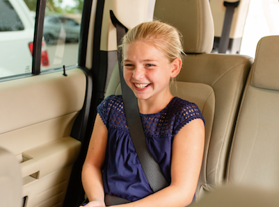 4 Conversation Starters for Kids in the Car