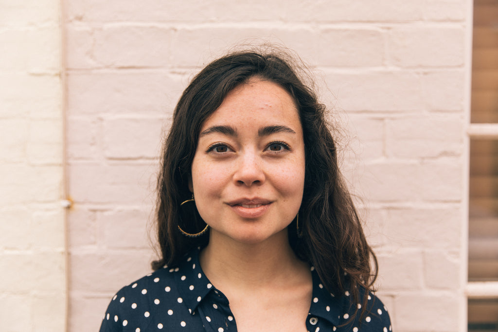 8 Questions with Naomi Ishiguro