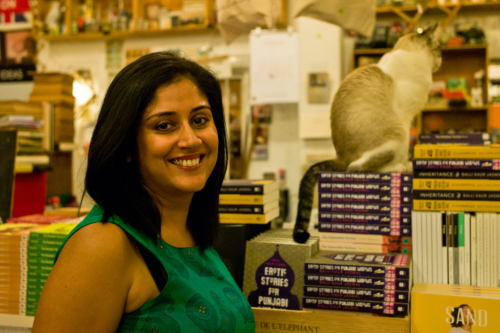 8 Questions with Balli Kaur Jaswal
