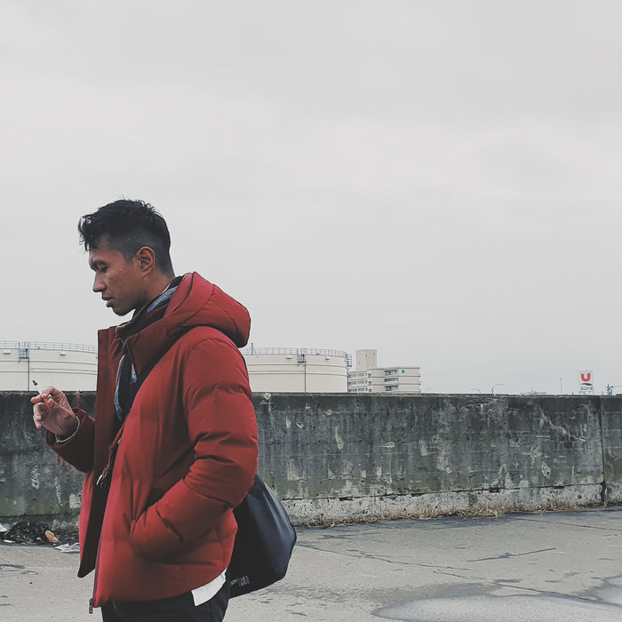 8 Questions with Hazwan Norly