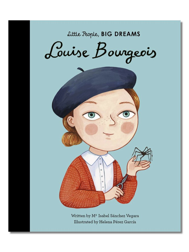 Little People Big Dreams: Louise Bourgeois