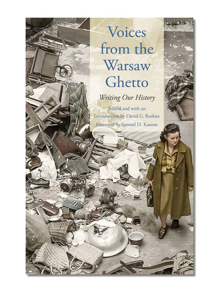 Voices From The Warsaw Ghetto